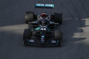 Ryssland GP i F1 2020