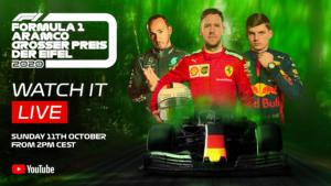 Formel 1 på Nürburgring