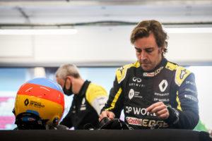 Comeback i F1 för Fernando Alonso