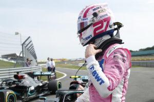 nico hülkenberg kör F1