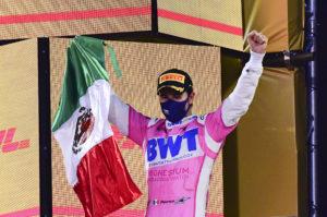 Förare i F1 2021