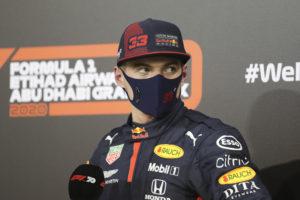 Bahrain GP i Formel 1 2021
