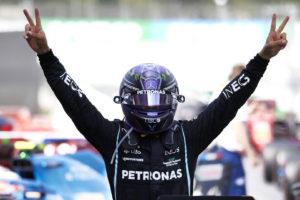Spanien GP i F1 2021