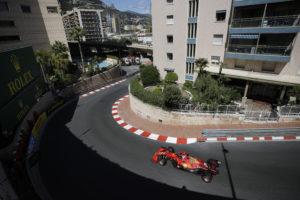 Monaco GP i Formel 1