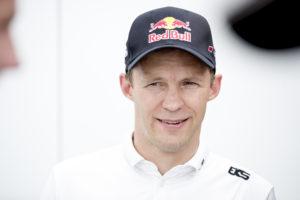 Mattias Ekström kör Rally Dakar 2021