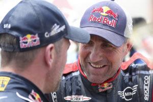 Mattias Ekström kör Rally Dakar 2022