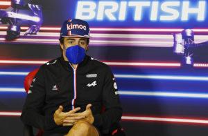Storbritannien GP i F1 2021