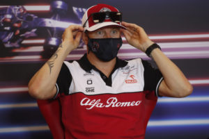 Mick Schumacher eller Kimi?