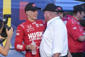 Marcus Ericsson kör IndyCar 2022