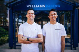 Alexander Albon kör för Williams i Formel 1 2022