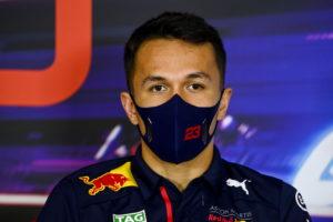 Alex Albon till F1 2022