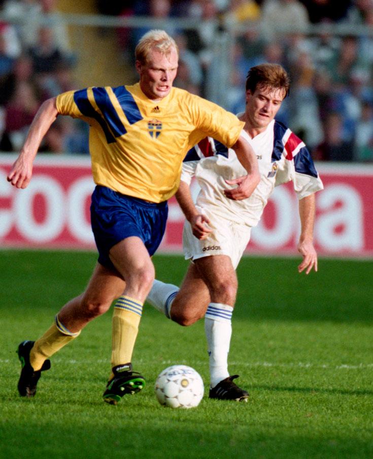 Klas Ingesson. Foto: BILDBYRÅN