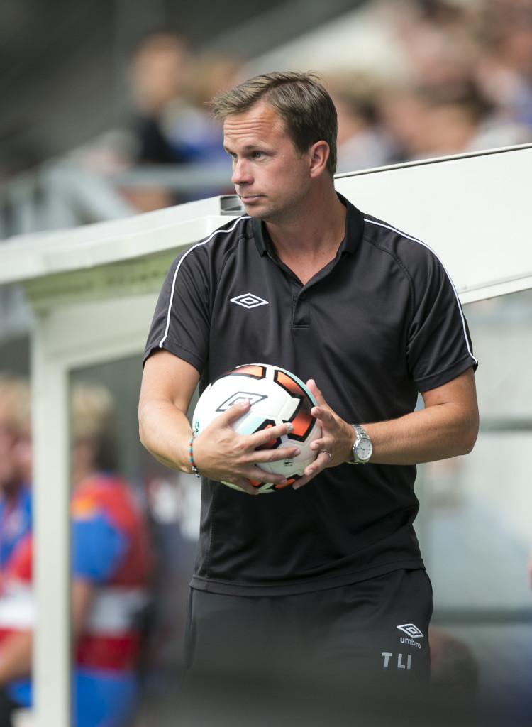 Gothia Cup-mästare Tobias Linderoth. Foto: Anders Deros
