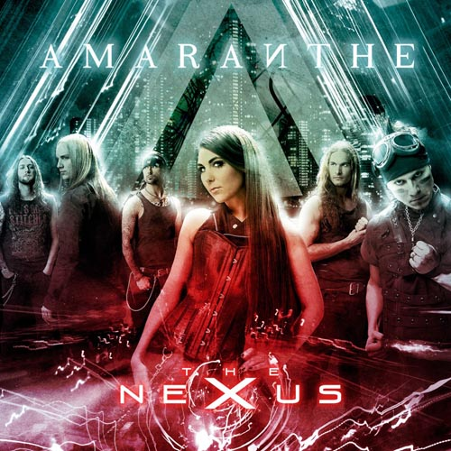 "Amaranthe ""The nexus"""