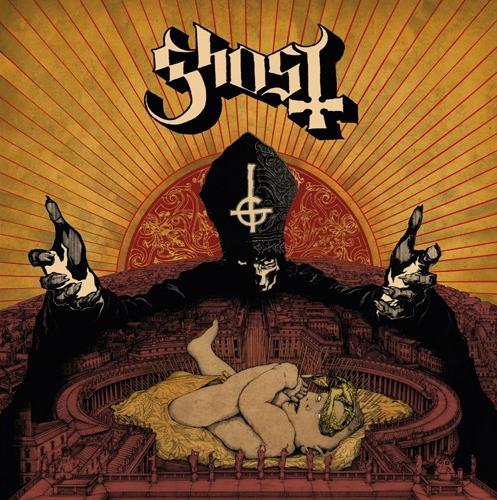 """Ghost """"Infestissumam"""""""