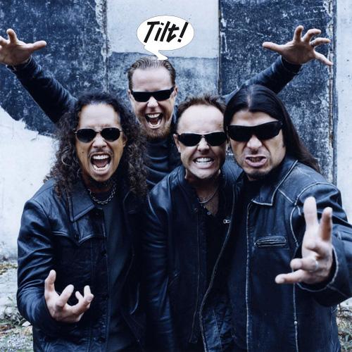 Metallica-flipper