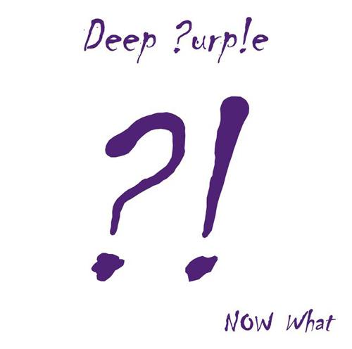 "Deep Purple ""Now what?!"""