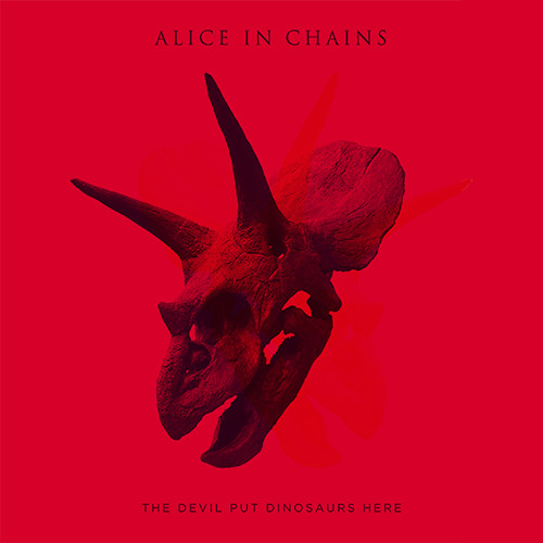 "Alice In Chains ""The devil put dinosaurs here"""