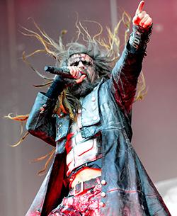 Rob Zombie 2011. Foto: LINA BOSTRÖM EINARSSON