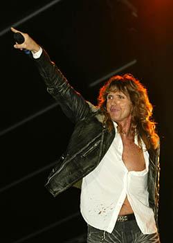 Whitesnake 2003. Foto: RICKARD NILSSON