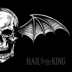 "Avenged Sevenfold ""Hail to the king"""