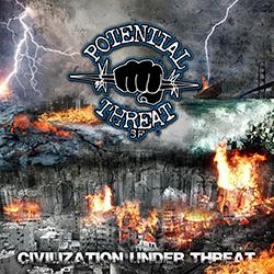 """Potential Threat SF """"Civilization under threat"""""""
