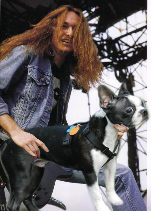 Cliff Burton, Metallica.