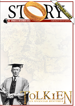 Aftonbladet Story om J R R Tolkien finns att ladda ner gratis i pdf-format för Plus-kunder här.