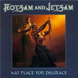 """Så här såg """"No place for disgrace"""" ut vid originalrelease i maj 1988…"""