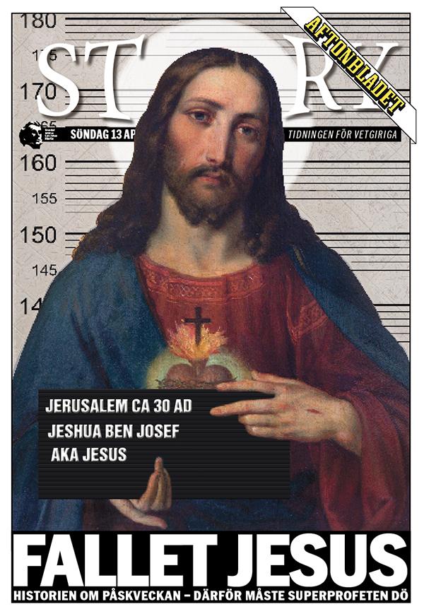 Story: Fallet Jesus finns att ladda ner gratis i pdf-format för alla Pluskunder. Gör det.