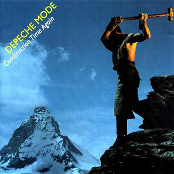 "Depeche Mode ""Construction time again"""