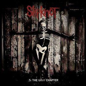 """Omslaget till """".5: The Gray chapter"""" så som det har presenterats på Itunes och Amazon."""