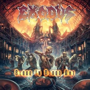 """Omslaget till """"Blood in blood out"""" är skapat av svenske Pär Olofsson."""