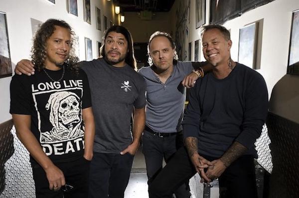 Tänka sig. Dessa fyra herrar ser vi på en svensk scen igen nästa år.
