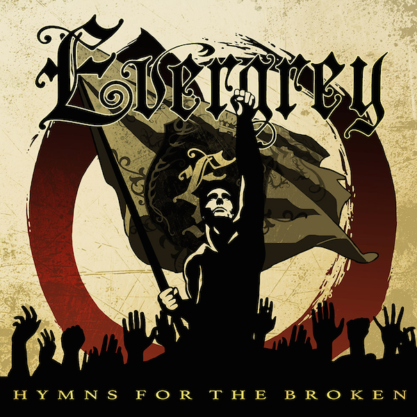 "Evergrey ""Hymns for the broken"""
