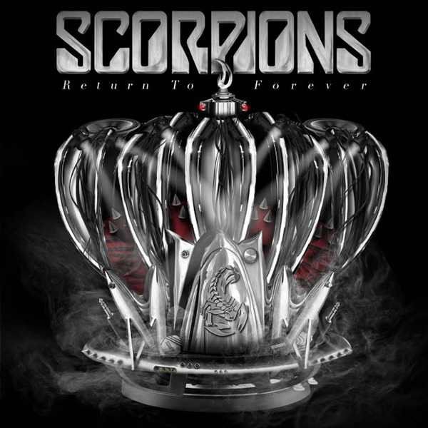 "Scorpions ""Return to forever"""
