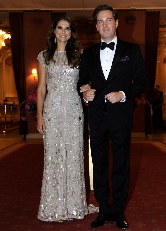 Madeleines klänning från Elie Saab! | Hovbloggen
