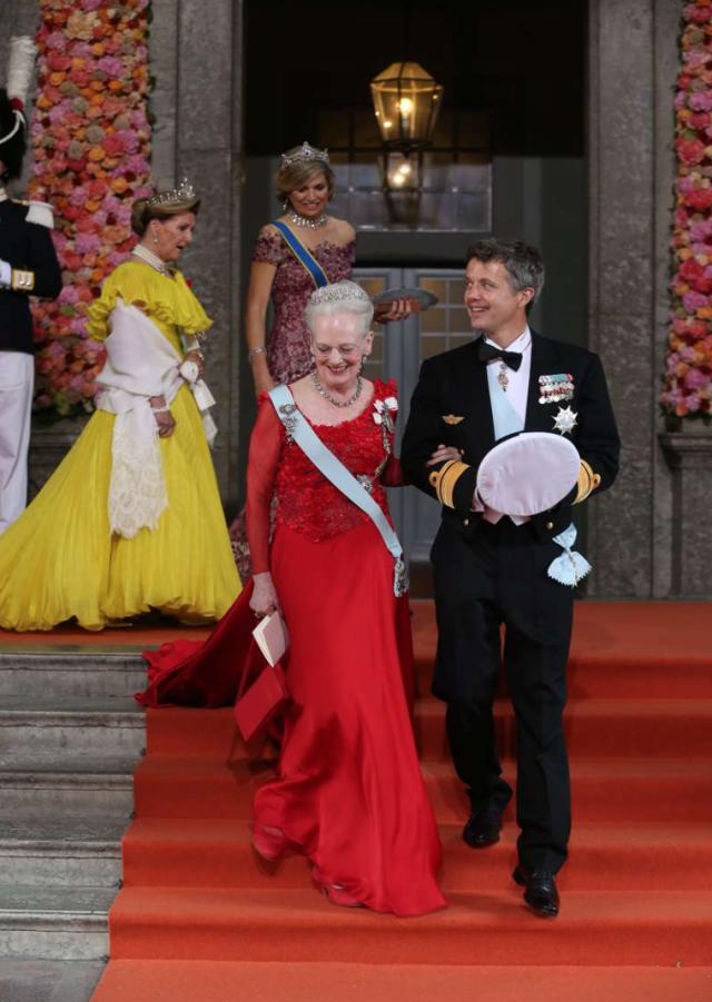De kungliga gästerna på bröllopet | Hovbloggen