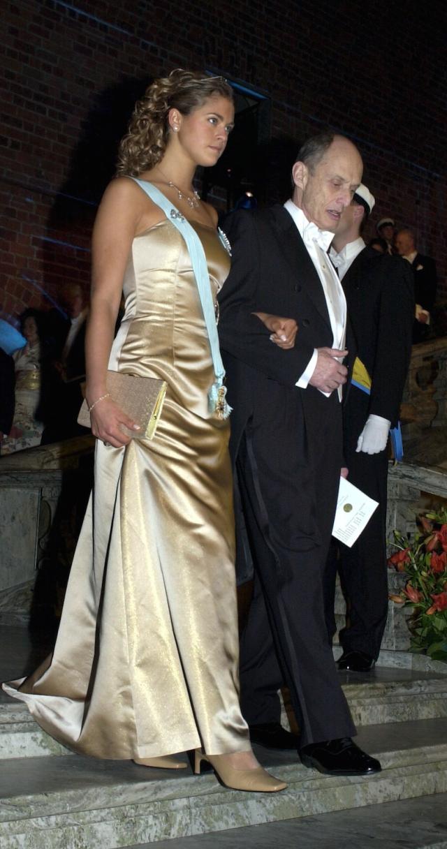 Prinsessan Madeleines alla nobelklänningar | Hovbloggen