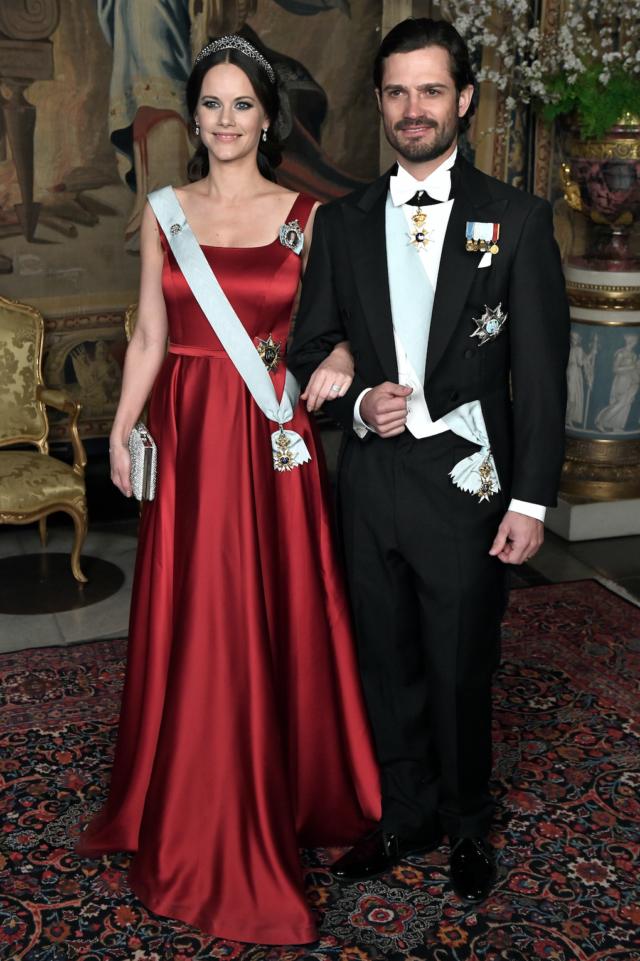 Hon har gjort prinsessan Sofias vackra klänning | Hovbloggen