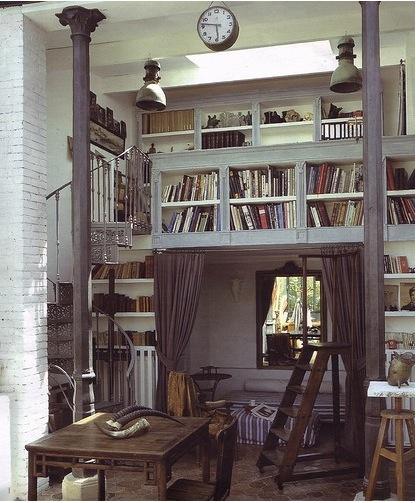 Compact living hus