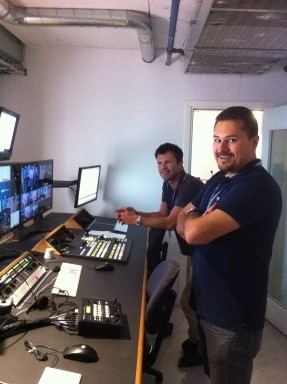 Filip & Bobo kontrollrummet