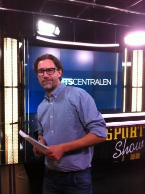 Aftonbladets TV-chef Magnus Zaar