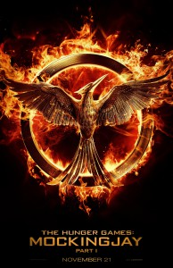 Mockingjay Part 1 - Teaser Poster