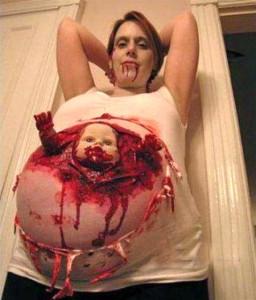 pregnanthalloween