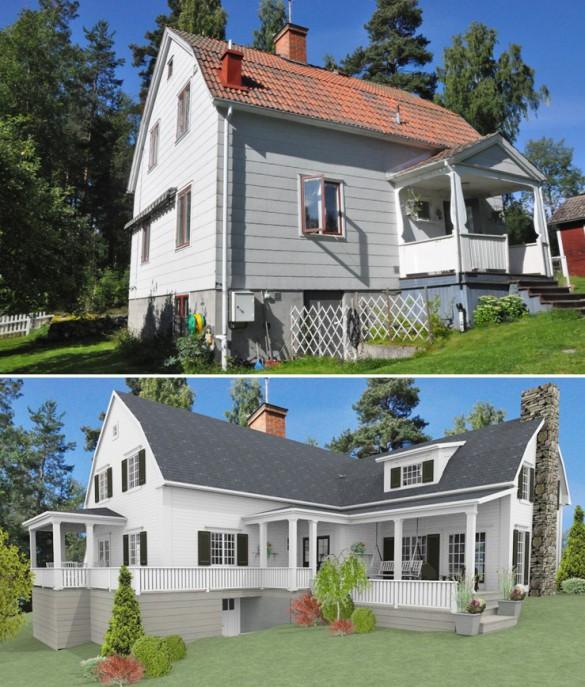 Från 20-tal till New England