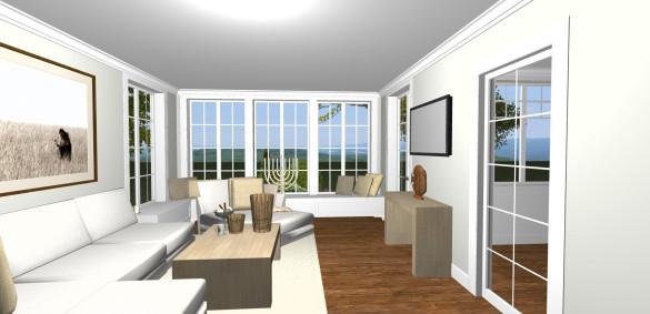 Förslag 8 - vardagsrum med fönsterbänkA