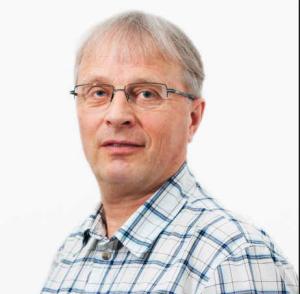 Torgny Olofsson, ordförande i Polisförbundet Nord