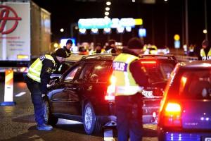 poliskontroll pΠessingeleden