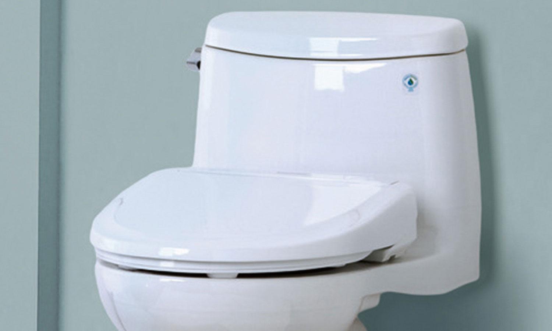 High-tech-toaletter är ett måste i Japan. Foto: AP